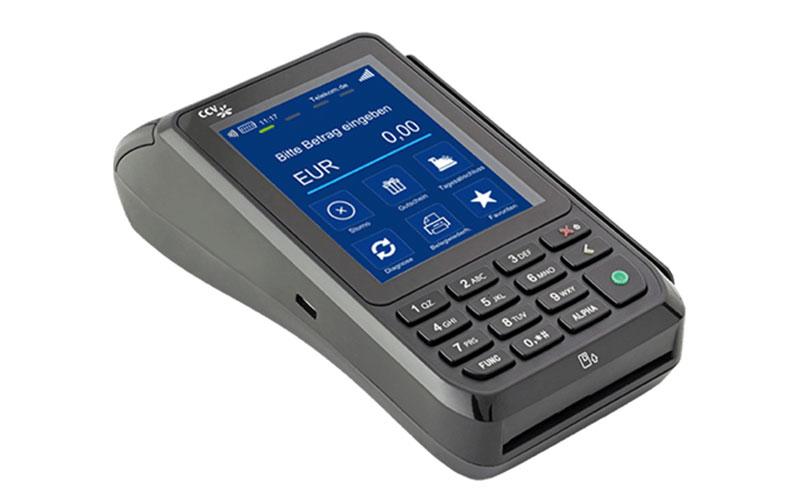 Kartenterminal CCV Mobile Premium mobil