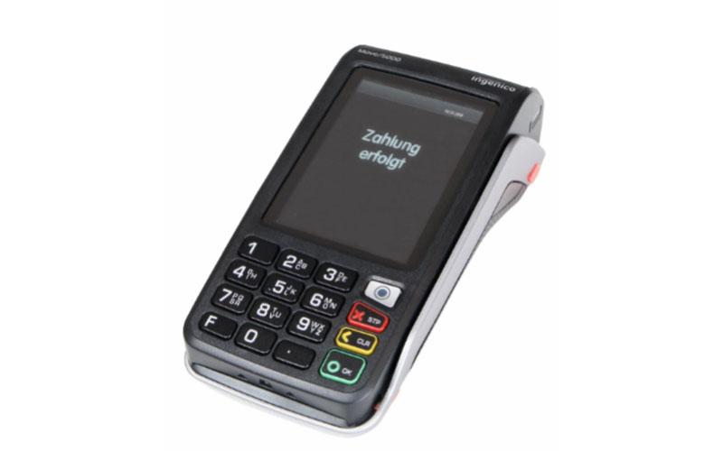 Kartenterminal Move/5000 mobil